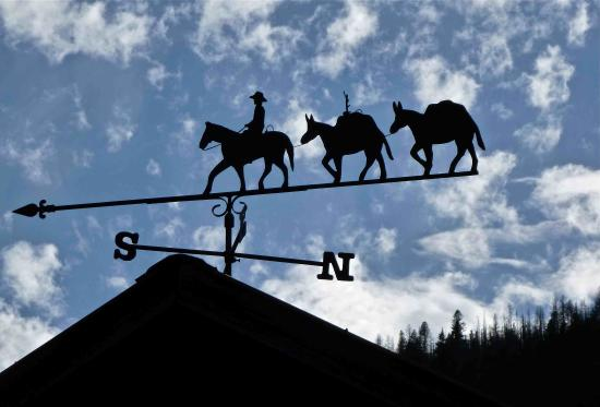 Wapiti Meadow Ranch: Wapiti Ranch symbol