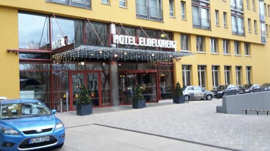 Hotel Elbflorenz Dresden: Eingangsbereich