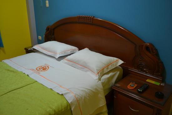 Hotel Embajador : descanso con tranquilidad
