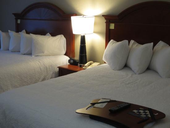 Hampton Inn Lehighton (Jim Thorpe Area) : Beds