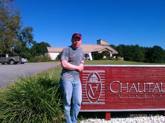 Milan Day Spa on Broughton: Chautauqua Winery visit