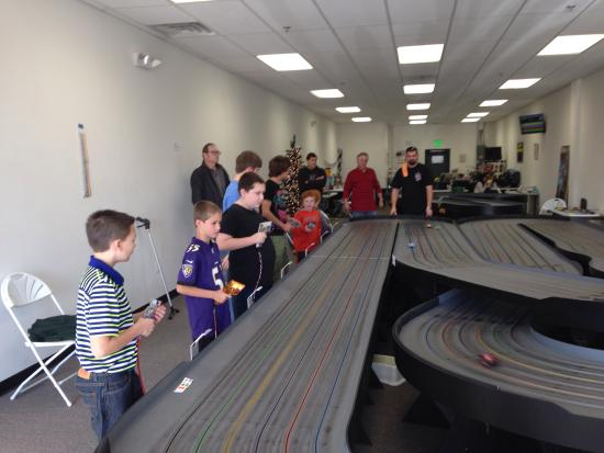 Phase II Slot Car Racing