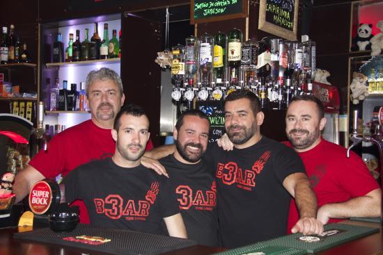 Bar TR3S Lisboa