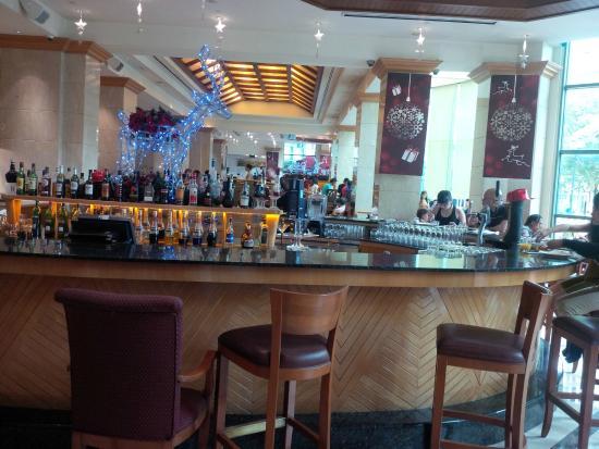 Cafe Brio's: Interior