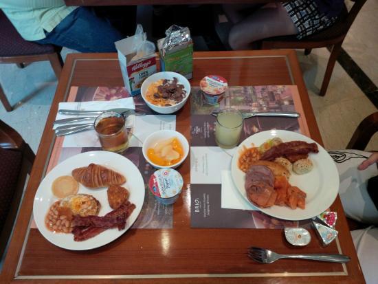 Cafe Brio's: brunch