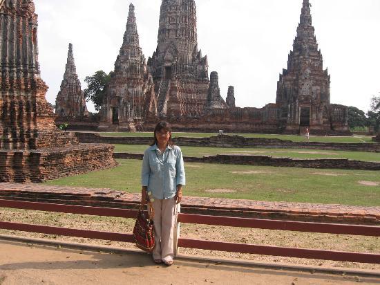 Classic Kameo Hotel & Serviced Apartments Ayutthaya : Ayutthaya Sight Seeing