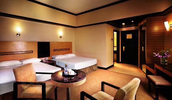 Awana Hotel: Superior Deluxe Room
