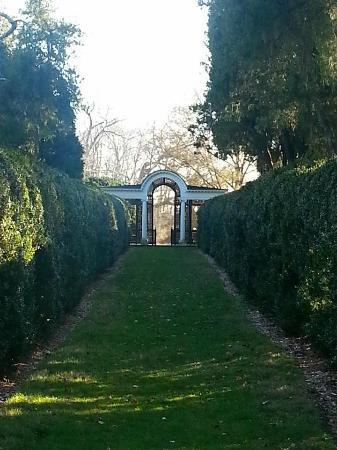 Leesburg, VA: part of the gardens