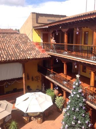 Hotel La Parroquia en Pátzcuaro Michoacán