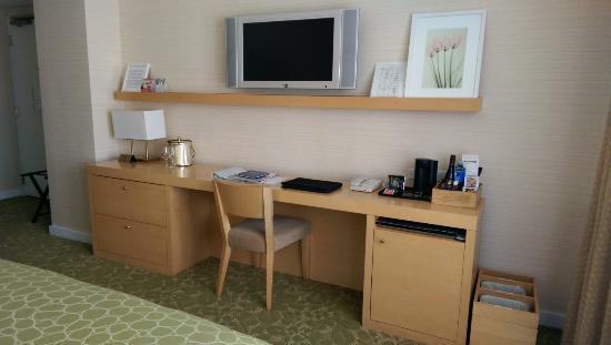 Orchard Garden Hotel: Room 805