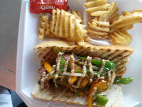 Charleston Caribbean Creole Food Truck
