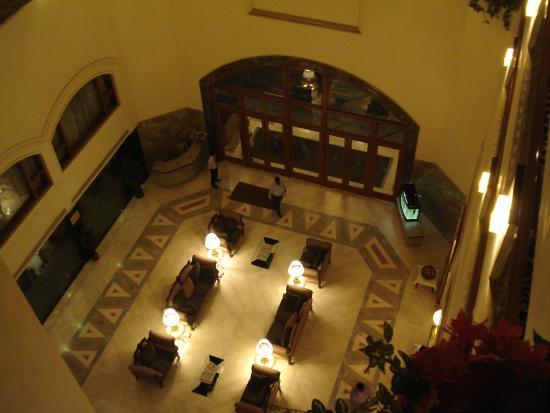 Krishna Palace: Фойе