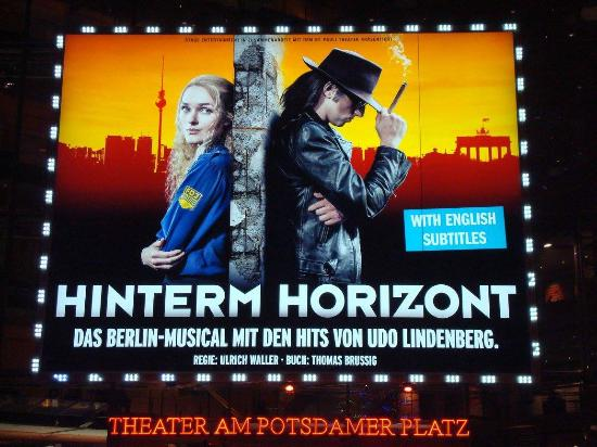 ‪Musical - Hinterm Horizont‬