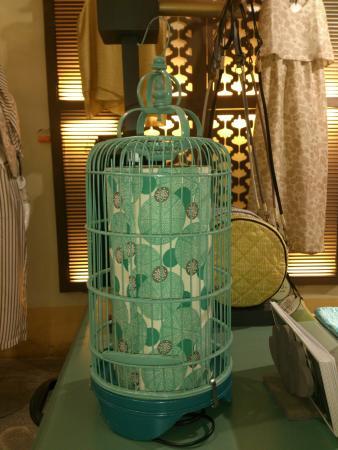 Metiseko: lovely birdcage