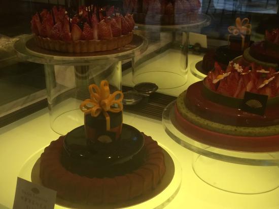 Mandarin Cake Shop Taipei