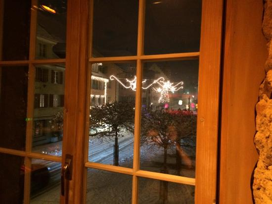 Weihnachtsbeleuchtung Forum.Weihnachtsbeleuchtung Vom Städtli Picture Of El Mosquito Sursee