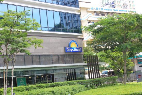 Days Hotel Singapore At Zhongshan Park Zongshan