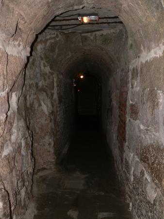 Praetorium - Roman sewers