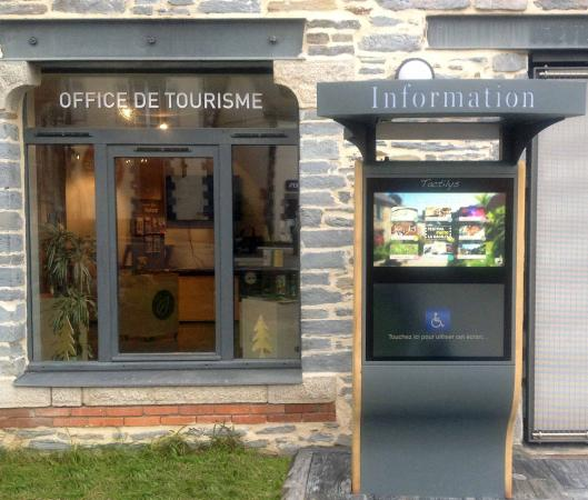 ‪Office de Tourisme du Pays de La Gacilly‬