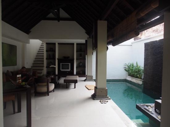 2 storey pool villa the Amala