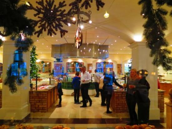 Hotel Edelweiss: super breakfast buffet