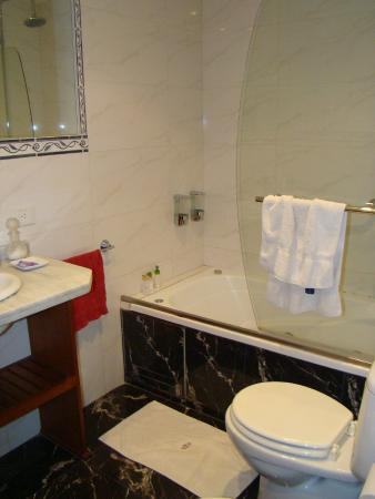 Le Vitral Baires boutique hotel: Banheiro