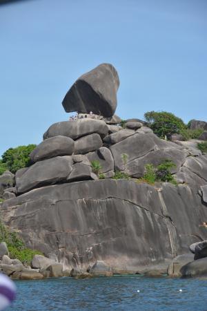 Siam Adventure World - Private Tours: Sailing Rock