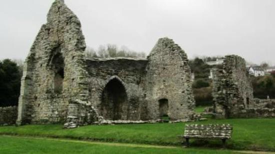 St. Dogmaels Abbey: King Henry`s crime!