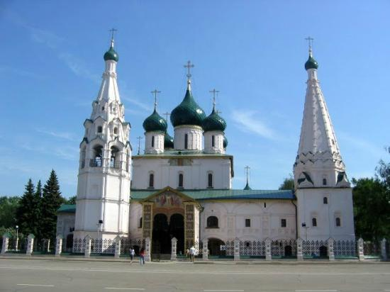 ‪The Church of Ilya the Prophet‬