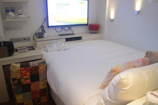The Daulat: Standard room