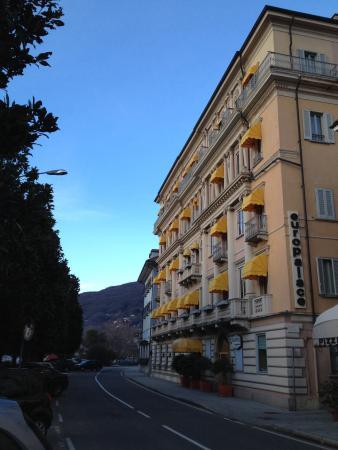 Europalace Hotel : Hotel vista esterna