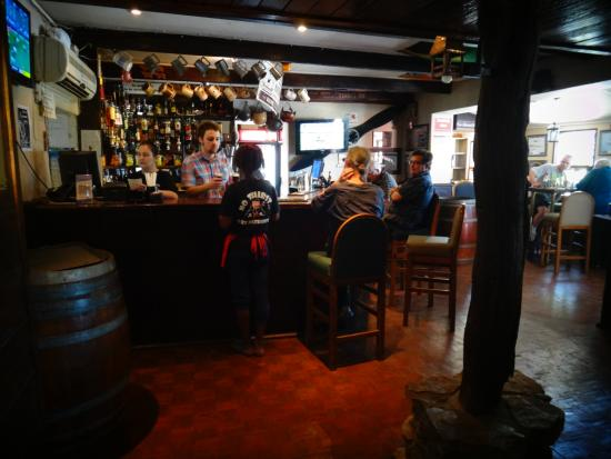 The Historic Pig & Whistle Hotel: The Warm and Welcoming Pub
