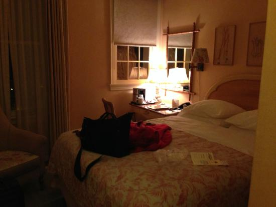Ashland Springs Hotel : Small rooms