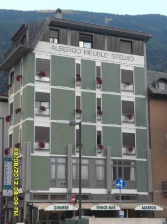 Albergo Meuble Stelvio: Hotel Stelvio