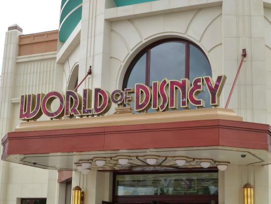 Chessy, Frankrike: World of Disney