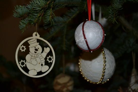 Conacul Archia: Christmas tree