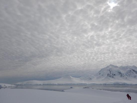 ‪‪South Pole‬: Gorgeous pics are common in the South Pole‬