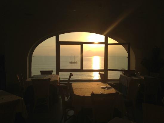 Dona Pakyta : Ausblick vom Speisesaal