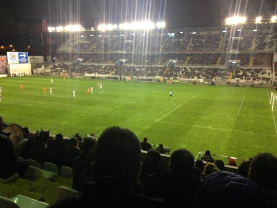Vallecas Stadium