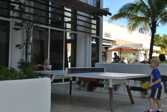 Royal Palm South Beach Miami A Tribute Portfolio Resort Ping Pong