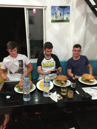 Phat Hamburgers: The Challenge