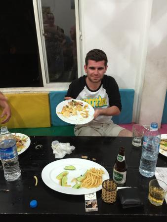 Phat Hamburgers: The losing winner