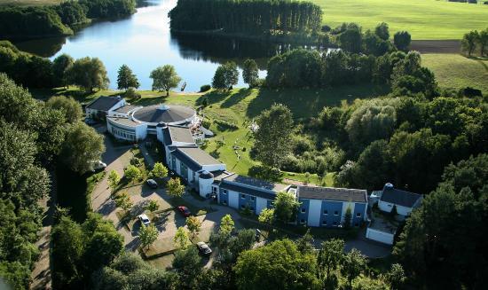 Seehotel Luisenhof: Vogelperspektive