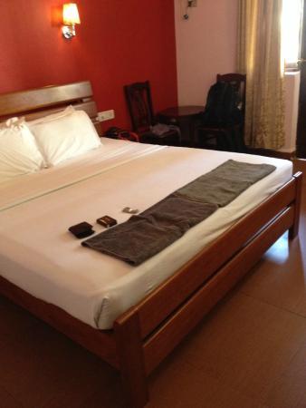 Casa de Cajino: Bed