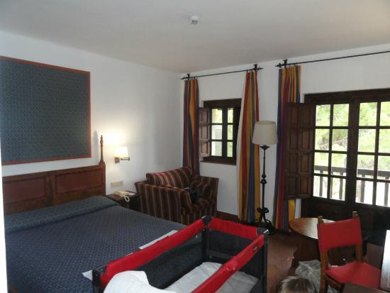 Tortosa, Spanien: Dormitorio