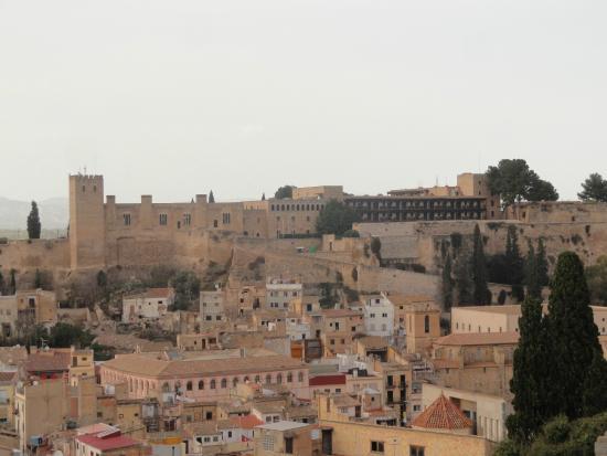 Tortosa, Spanien: Vista des del Hospital de la Cinta