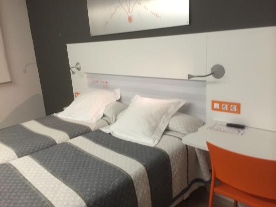 Hotel Bed4u Pamplona: Habitación