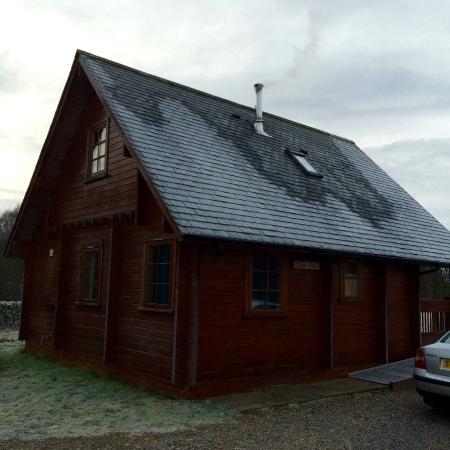 Big Sky Lodges: Frosty stay