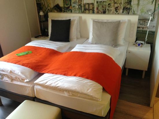 Hotel Indigo Berlin - Ku'damm: Schlafzimmer