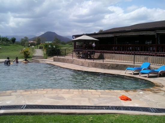 Swimming Pool Picture Of Naivasha Kongoni Lodge Naivasha Tripadvisor